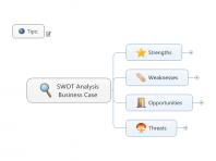 SWOT Analysis-Busniess Case