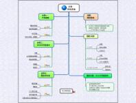 决策:网站更新 思维导图模板